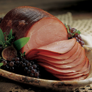 Black Forest Smoked Ham, Size Approx. 4 lbs.