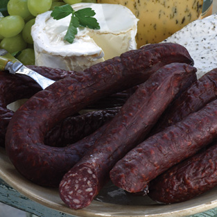 Hunter's Dried Venison Ring Sausage