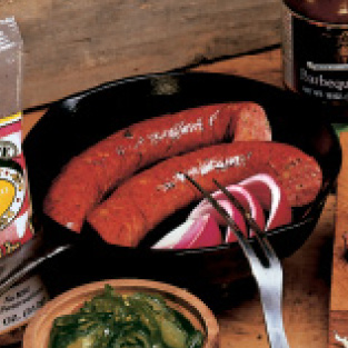 Smokehouse German Style Sausage