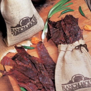 Beef Jerky, Size Approx. 1/2 lb.