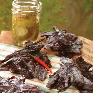 Traditional Elk Jerky